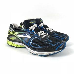Brooks Mens Ravenna 5 Black Running Shoes Sz 10.5
